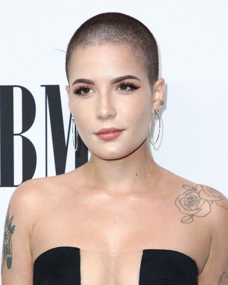 Buzz Cut Für Frauen Warum Ist Der Ausgefallene Haarschnitt So