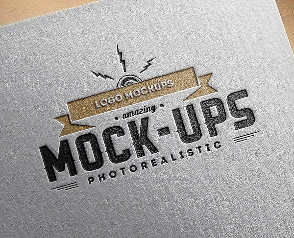 58 Free Logo Mockup Psd Templates For Designer Web Resources Free