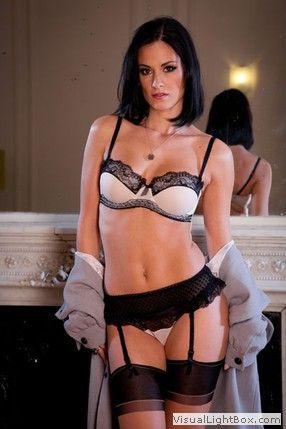 Claire Castel In Sexy Dessous Woauh Pinterest