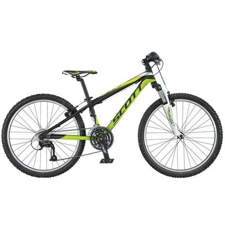 Scott Scale 24 En Race Inspirerad Mountainbike Med 21 Vaxlar