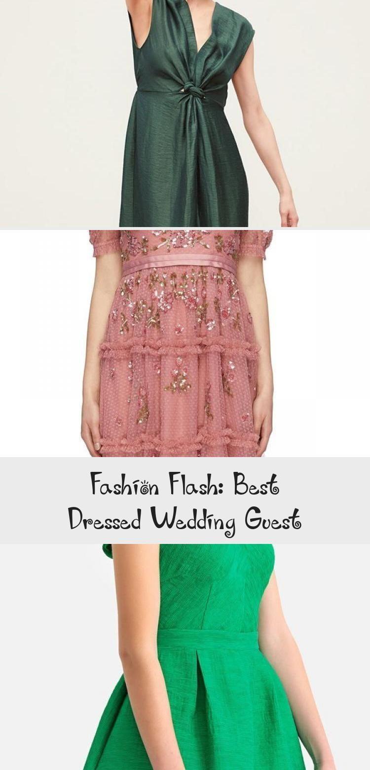 Photo of 18 schöne Kleider, mit denen du als Hochzeitsgast den Titel «Best