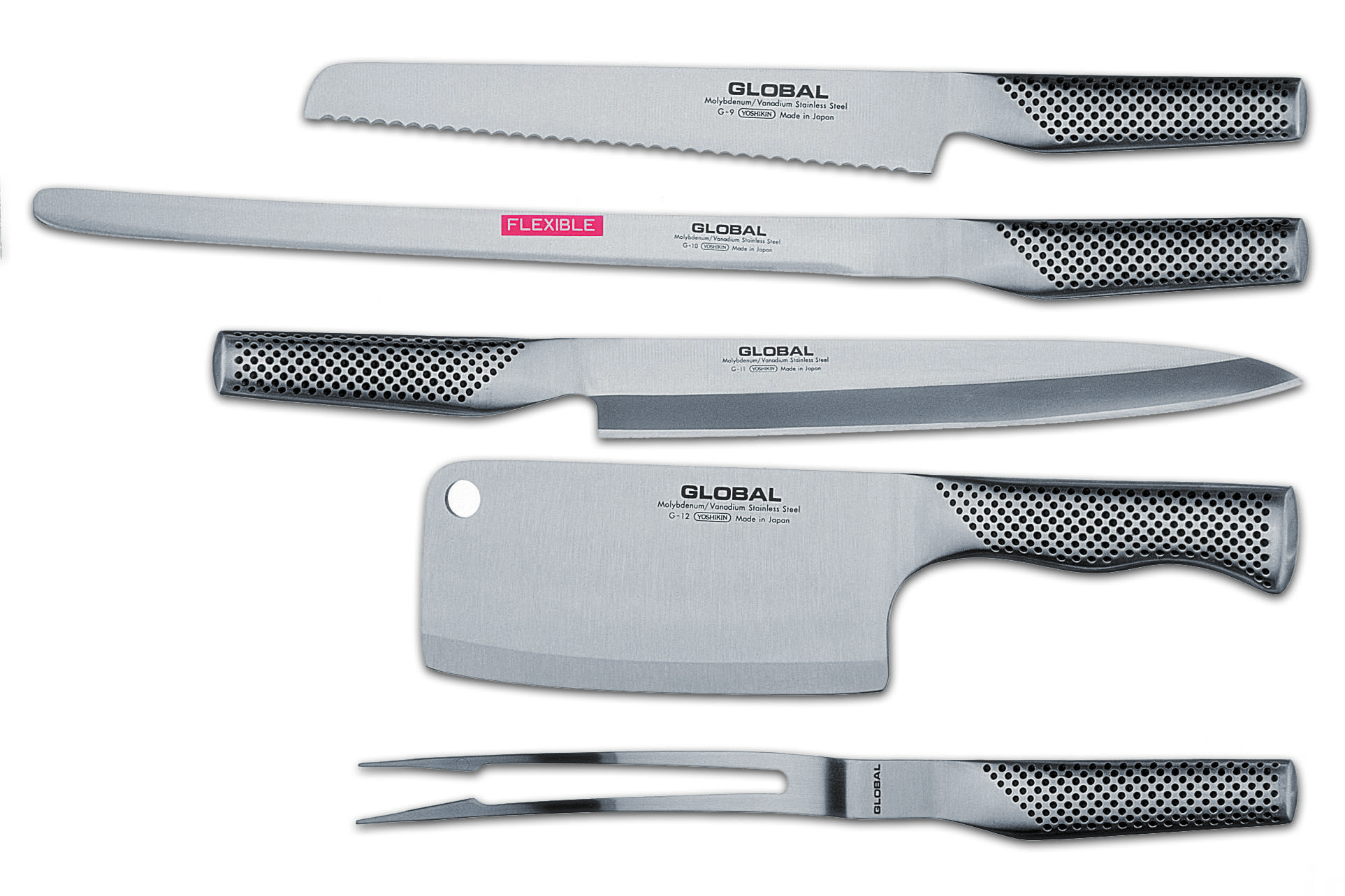 Global Küchenmesser Global Knives Classic Range ножи Global Knives Kitchen Knives