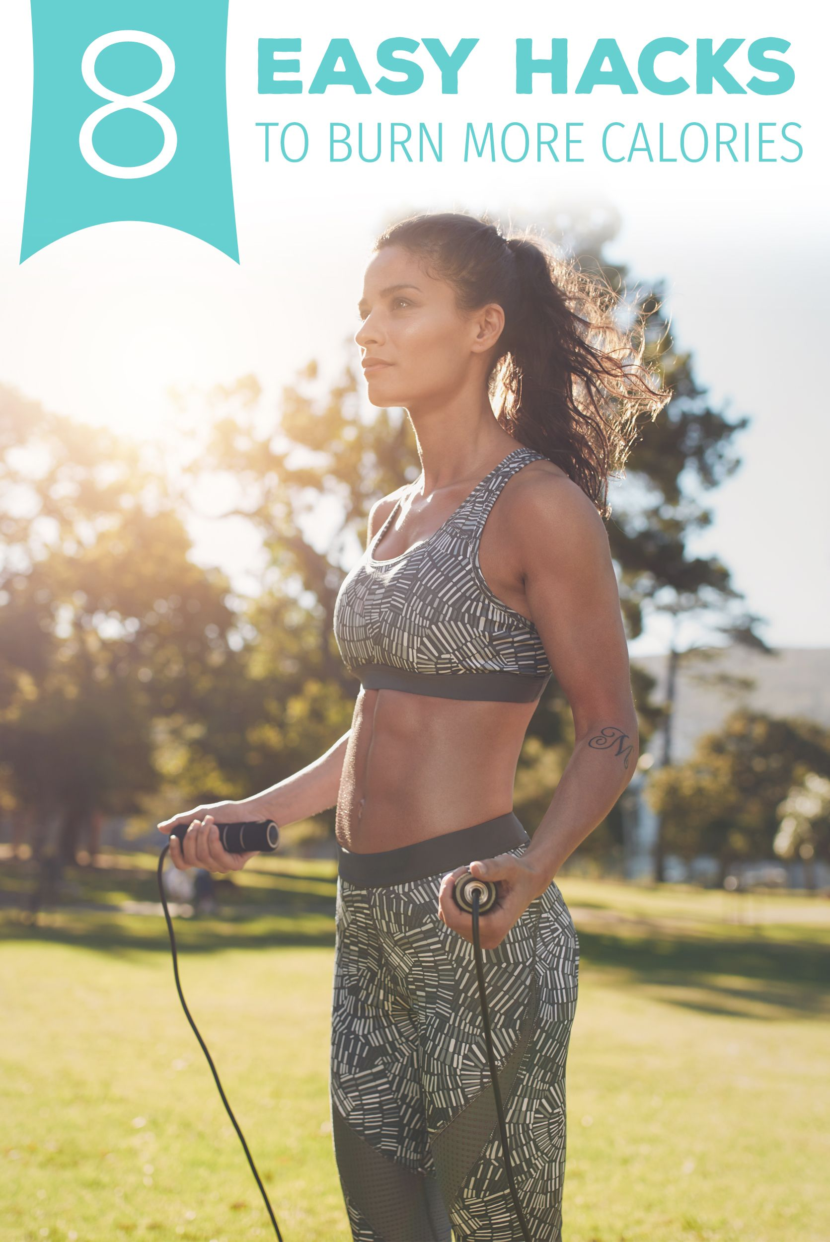 8 ways to burn more calories with every workout