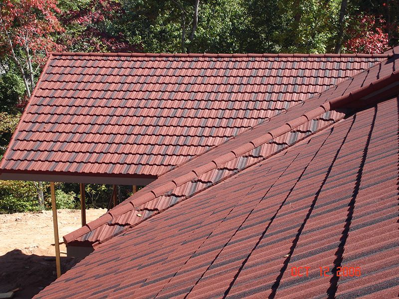 2006 Baiyun District Tennis Court Office Roof Shingle Options Roof Shingles Shingling