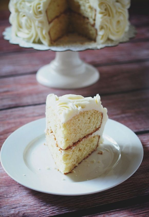 Orange Vanilla Wedding Cake From Peabody Culinary Concoctions By