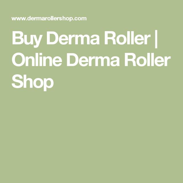 Buy Derma Roller Derma Roller Delivery And Bodies
