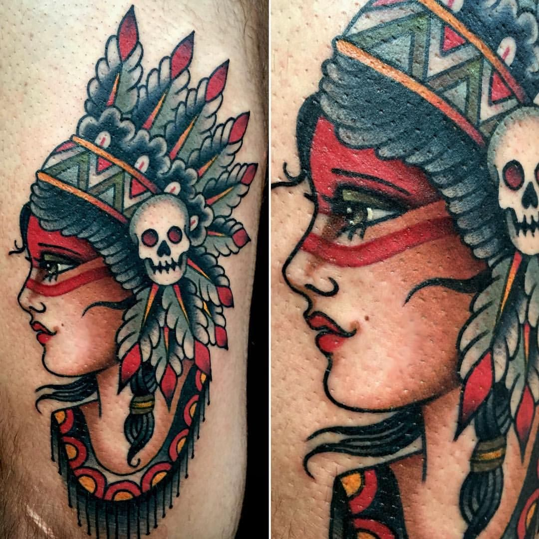Traditional Indian Style Interior Design: ~ New Traditional Tattoo ~ Indian