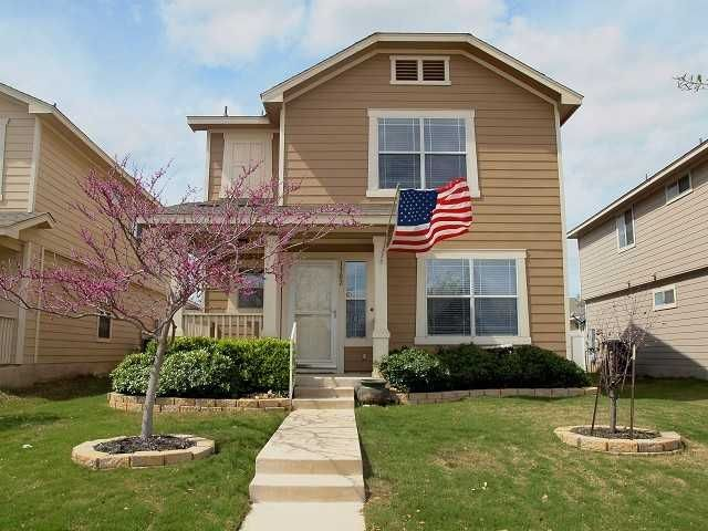 Fantastic 4 Bedroom 2 Bath Home In The Cedar Park Town Center Development This House