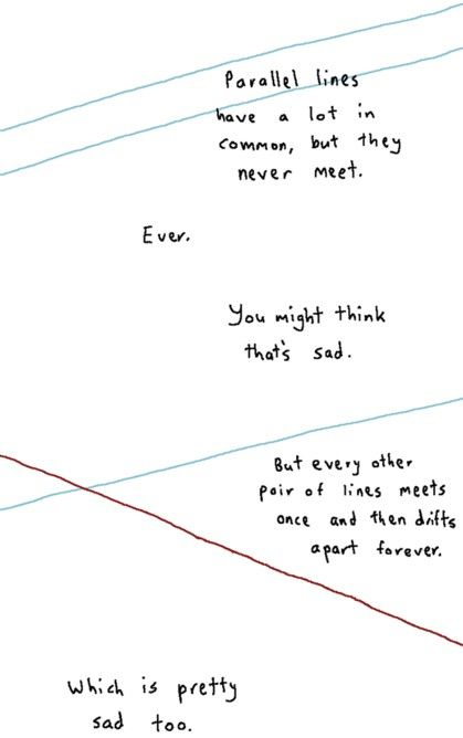 tragedy of lines