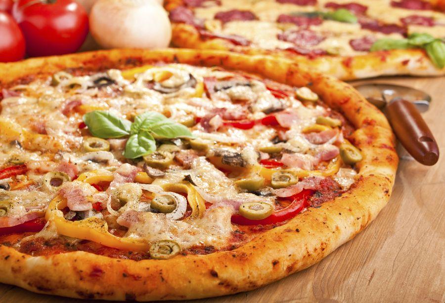 comida-tc3adpica-roma-pizza.jpg (900×614) | Comida | Pinterest | Food