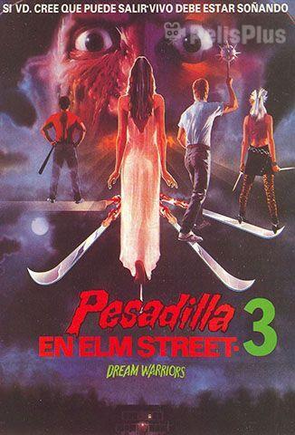 Pin En Saga Pesadilla En Elm Street