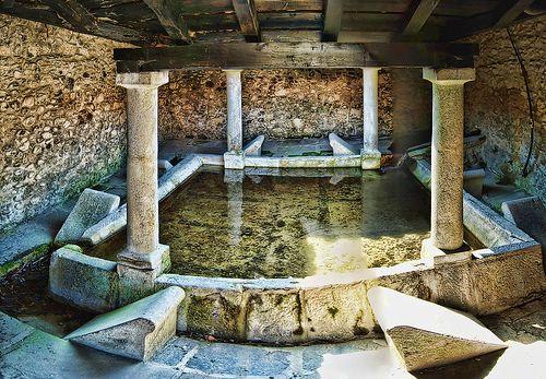Baños romanos. Eran baños públicos con estancias ...