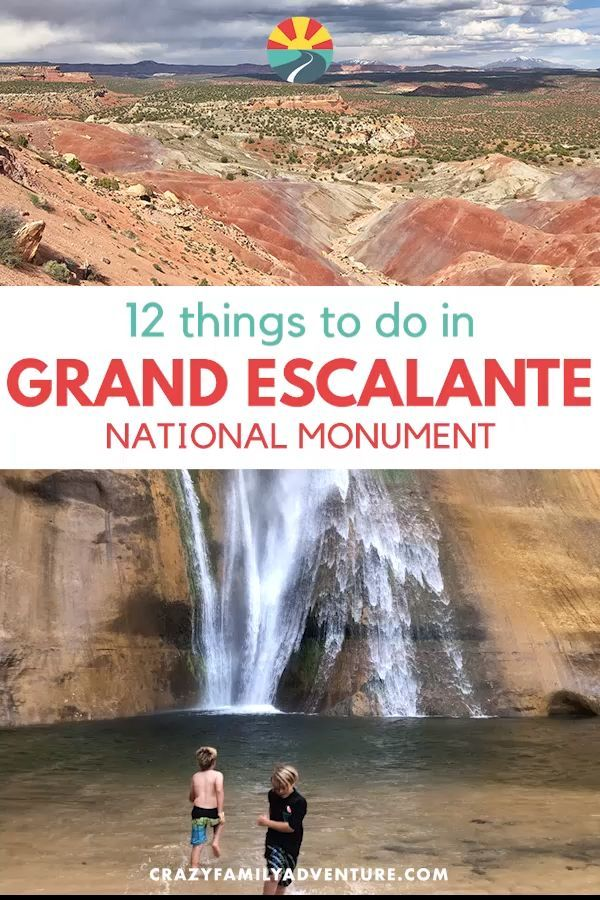 12 Amazing Things To Do In Grand Staircase Escalan