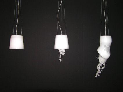 Ikarus, the wax lamp