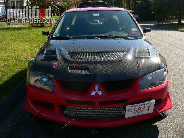 2003 Mitsubishi Vishnu Lancer Evo Mitsubishi Dream Cars Rally Car