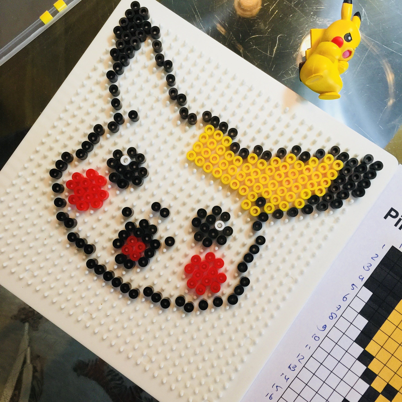 Pokémon Maken Van Strijkkralen Strijkkraaltjes Pokemon Pokemon