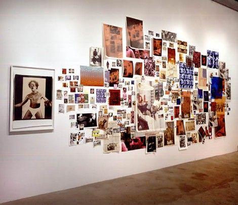 photo collage - decorare pareti di casa | decorare casa ... - Come Abbellire Le Pareti Di Casa