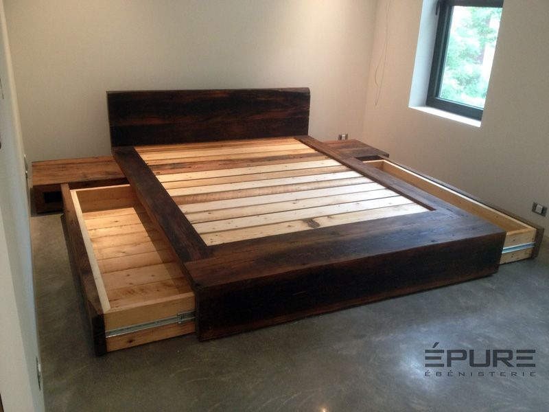 Pin von Edghar Kinney auf Room | Pinterest | Betten, Bett und Möbel