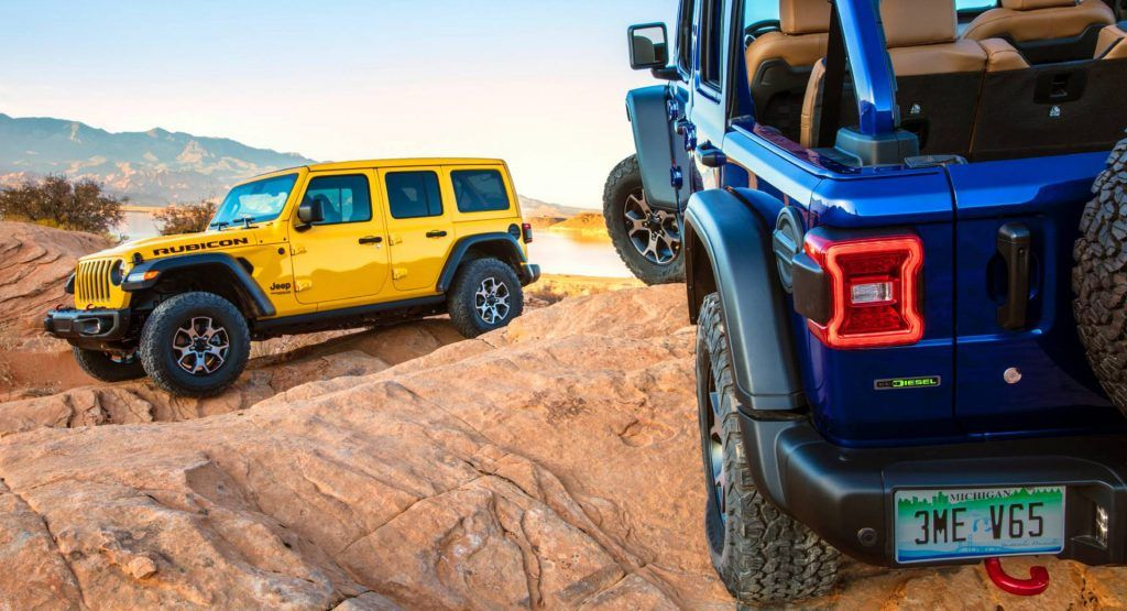 Jeep Intends To Electrify All Its Models By 2022