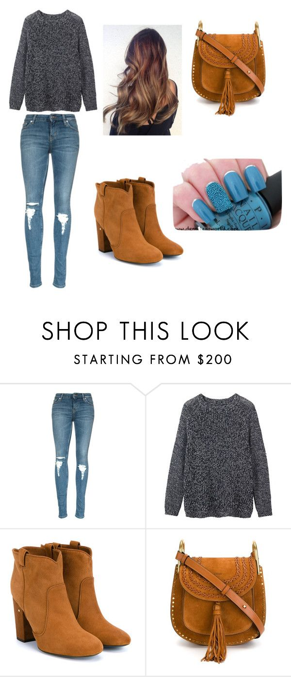 """Untitled #100"" by pinguinqueen ❤ liked on Polyvore featuring Toast, Laurence Dacade, Chloé, women's clothing, women, female, woman, misses and juniors"