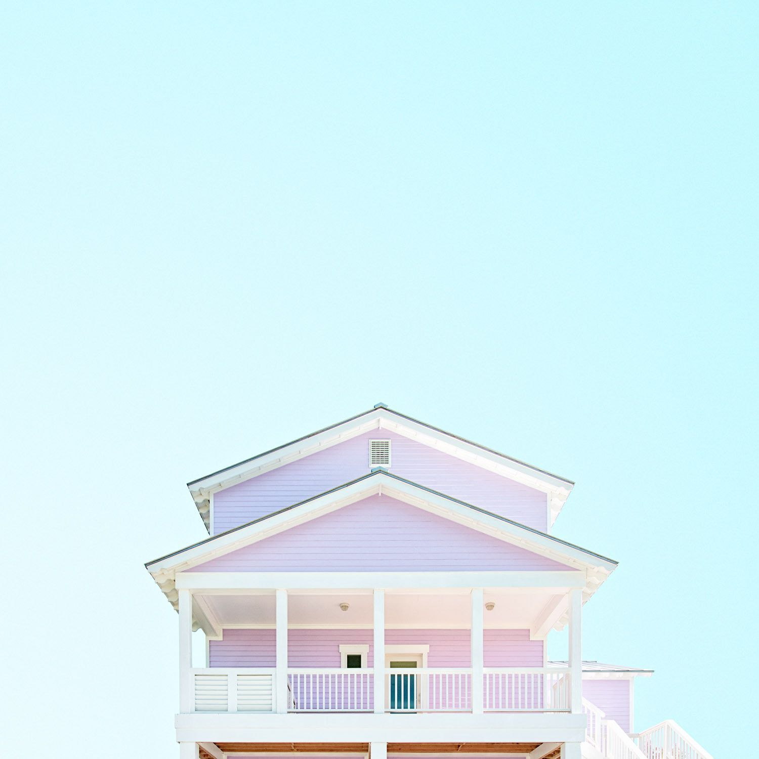Lavender Beach House - 10\ x 10\