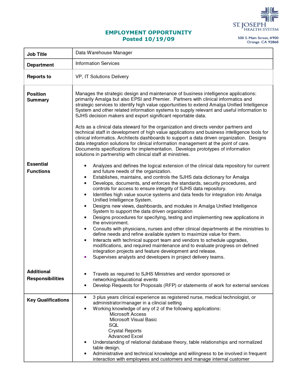 Inventory Clerk Resume Cover Letter Resumes Maker Guide Warehouse