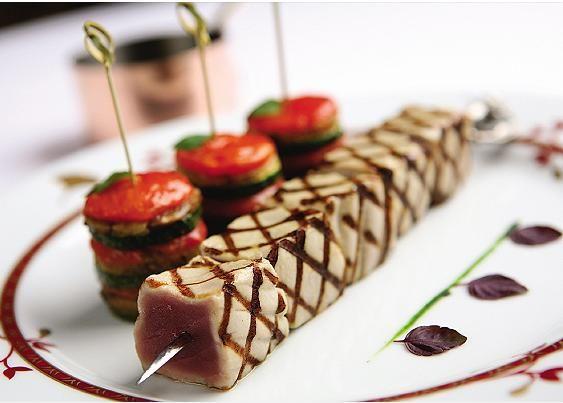 Ejemplos de montajes gourmet marketing gastronomico for Platos gourmet