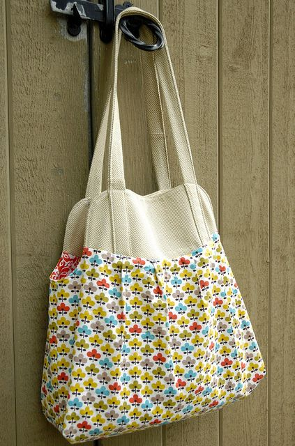 Showoff Bag - Pattern by Made by Rae | Pinterest | Blumenwiese ...