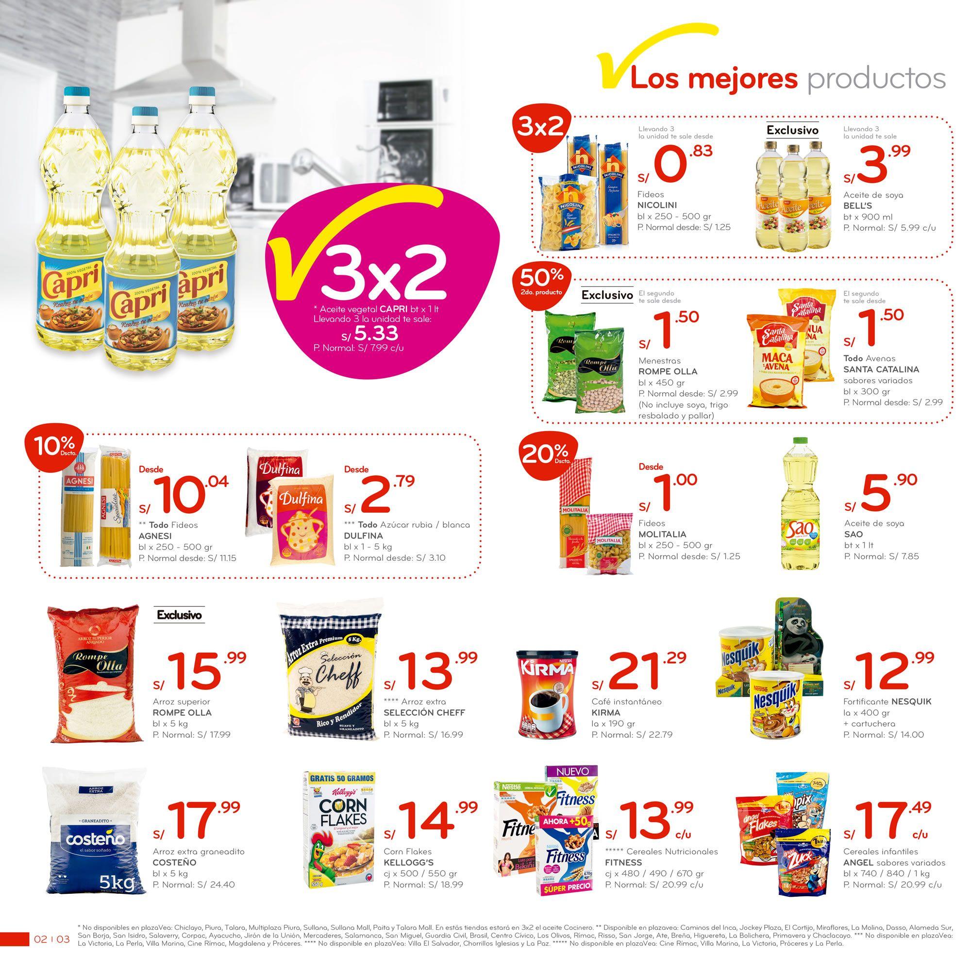 eb3ab1ab1a237 Catálogo - PLAZA VEA