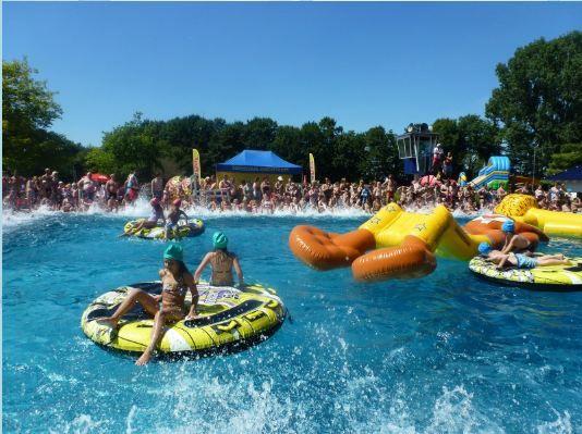 schwimmbad werl im freizeitbad finden auch poolpartys statt lust dabei zu sein werlauer
