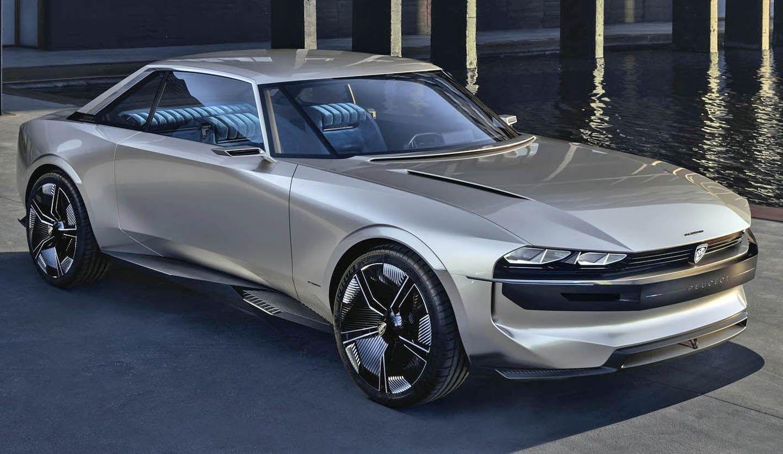 وعادت بيجو 504 كوبيه الاسطورية بتصميم عصري انها أي ليجند الجديدة موقع ويلز Peugeot City Vehicles Sports Cars Luxury