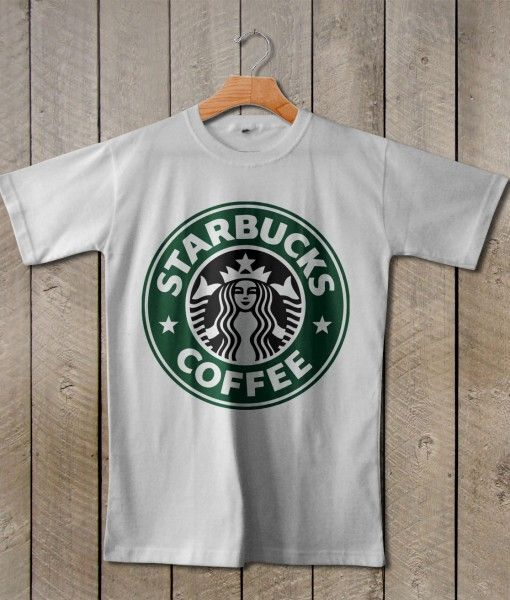 Startbucks Coffee Logo T-Shirt $16.75
