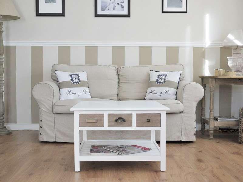 couchtisch weiss landhausstil wohnung couchtisch. Black Bedroom Furniture Sets. Home Design Ideas