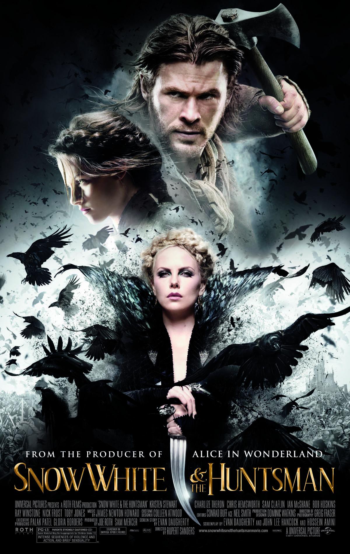Huntsman Movie