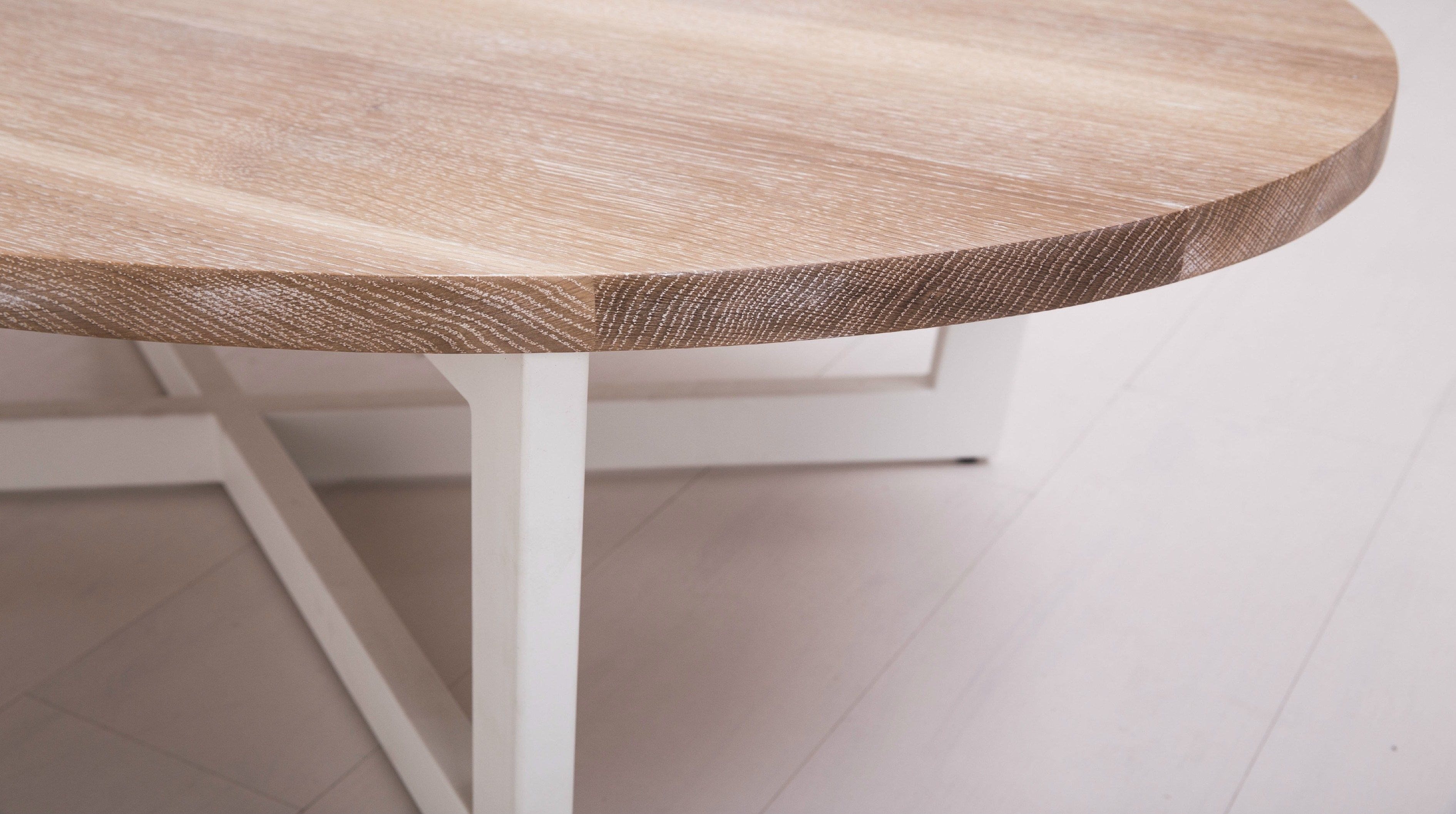 Oval Coffee Table Essentials Oval Coffee Table By Uhuru Design