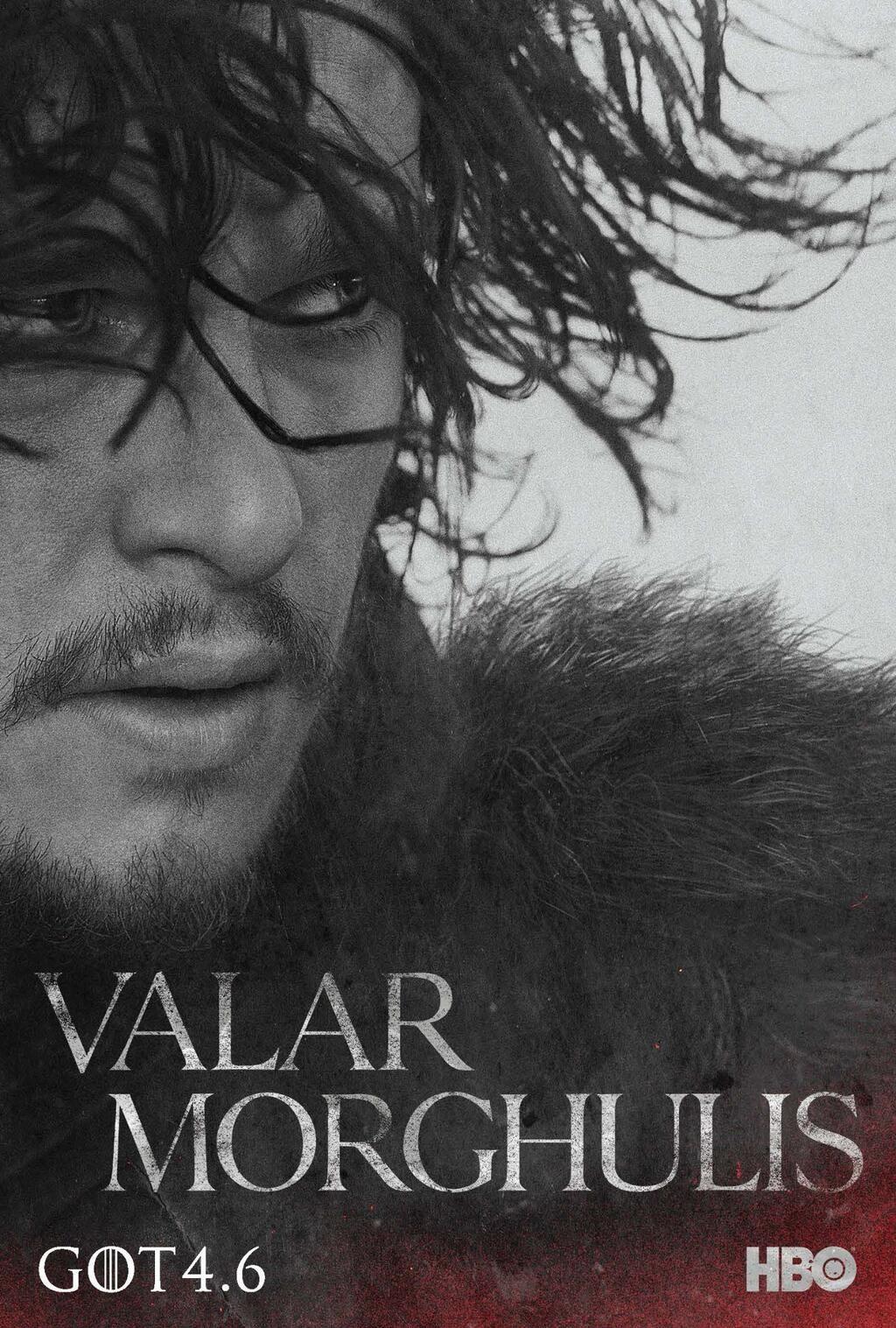 #Poster   Jon Snow #ValarMorghulis #GoTSeason4 www.beewatcher.es