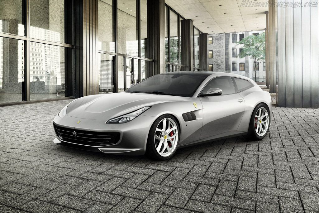 Exceptional At The Upcoming Paris Motor Show, Italian Car Manufacturer Ferrari Is Set  To Unveil The T U2014 Its Latest Grand Tourer. This Vehicle Will Be The First  ...
