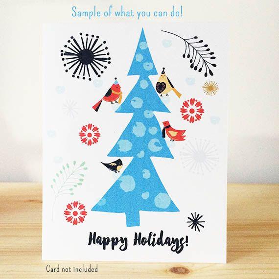 Christmas clip art Winter Birds Winter is Coming bird CHRISTMAS