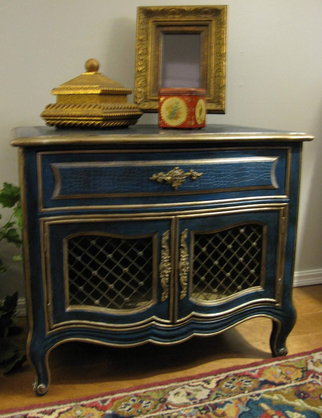 Pin Do A Lisa Dawn Em Altered Furniture Painted