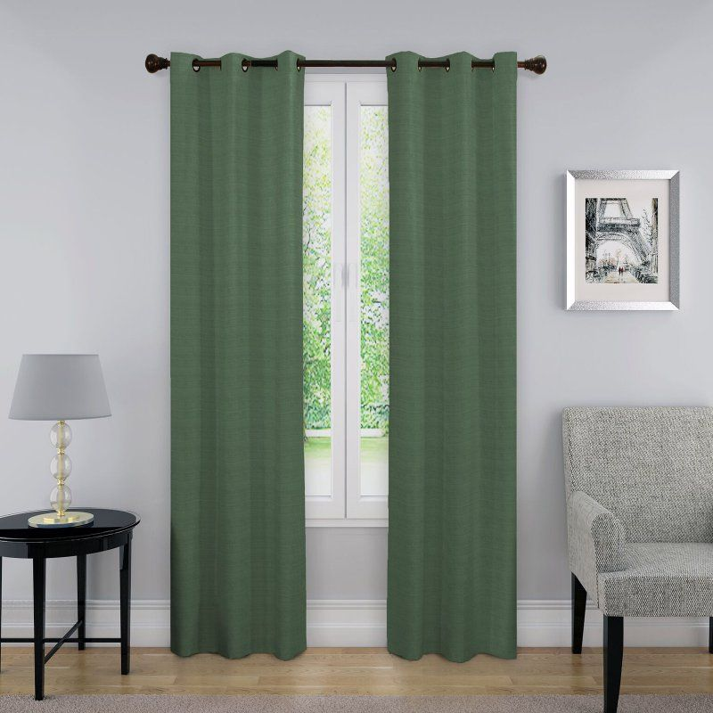 Nikki Thermaback Curtain Panel - 14403040X063EMR