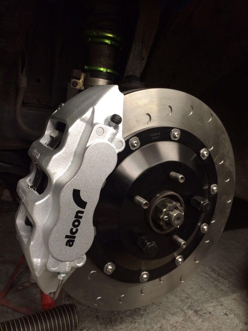 Alcon Advantage extreme big brake kit - Front | MY GTR