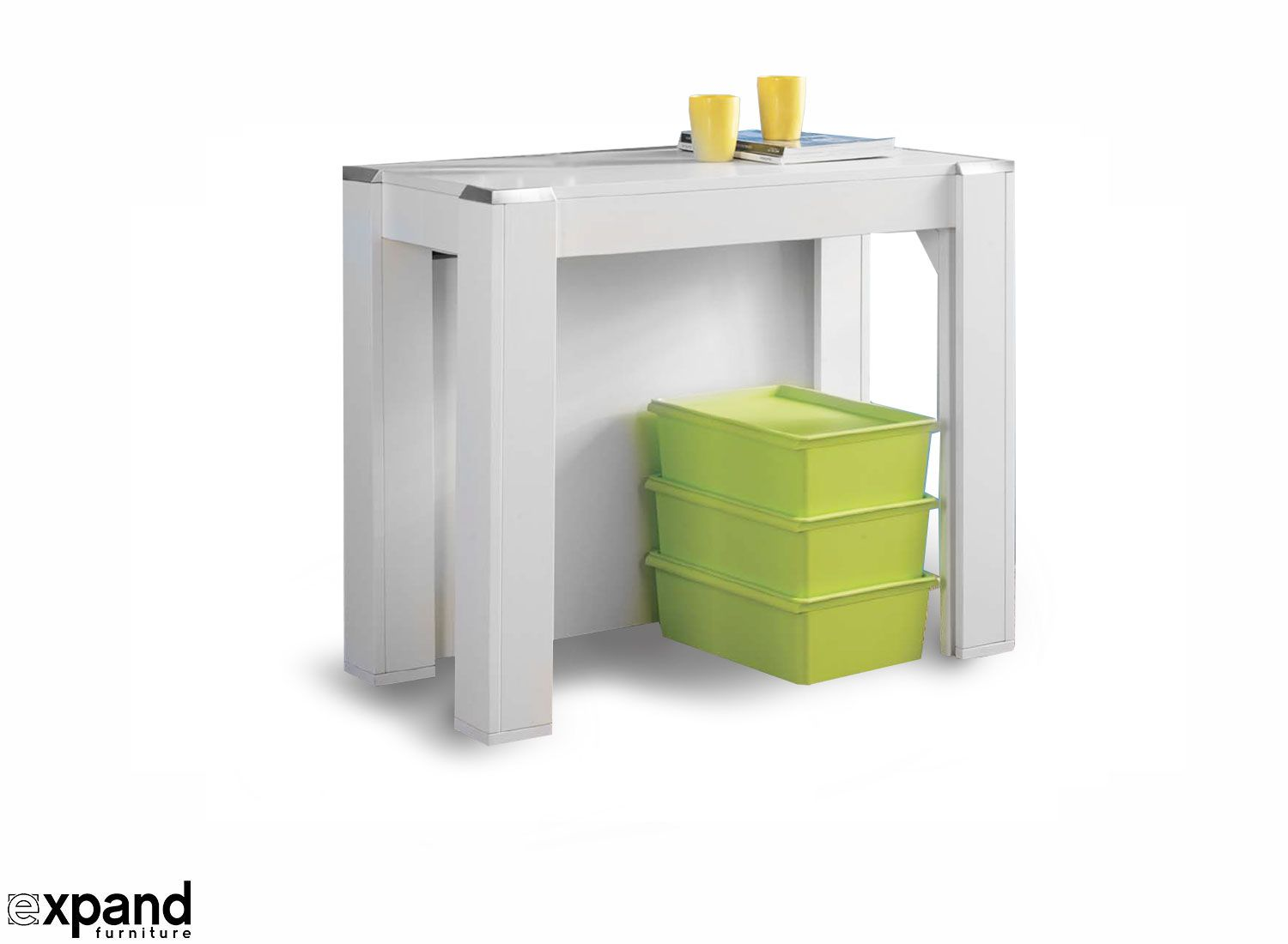 Console Convertible Table Expanda Console With Contained Extensions Buy Multi Use Expand
