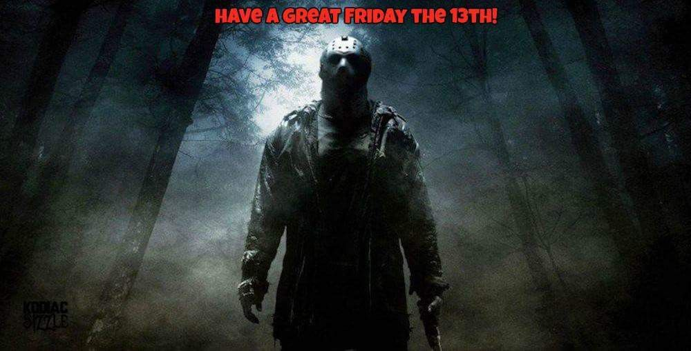 Some Consider 13 Bad Luck Others Good Luck Make Your Own Luck This Friday And Have A Blessed Weeke Jason Voorhees Wallpaper Jason Voorhees Jason Voorhees Art Desktop jason voorhees wallpaper hd