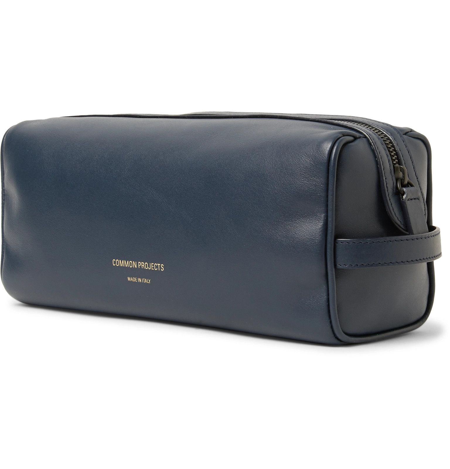 a78e1e70ae0 Common Projects - Leather Wash Bag   bags   Pinterest   Bags, Wash ...