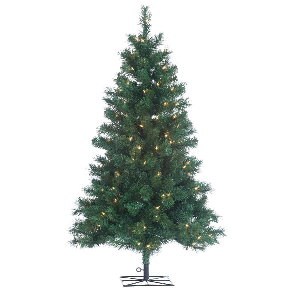 Sterling 4 Ft Indoor Pre Lit Colorado Spruce Artificial Christmas Tree With 150 Ul Lights 1484 40c In 2019 Pre Lit Christmas Tree Spruce Christmas Tree Artificial Tree