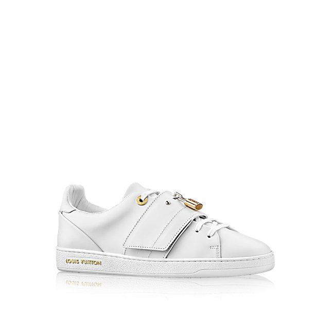 buy popular fb69a d127f Zapatilla Deportiva Frontrow Mujer Zapatos   LOUIS VUITTON