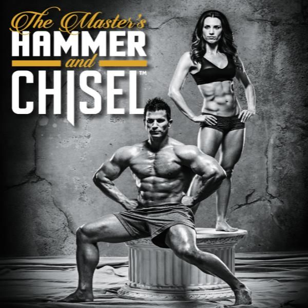 Master's Hammer and Chisel Workout - http://www.fitnessrocks.org/masters-hammer-and-chisel-review/