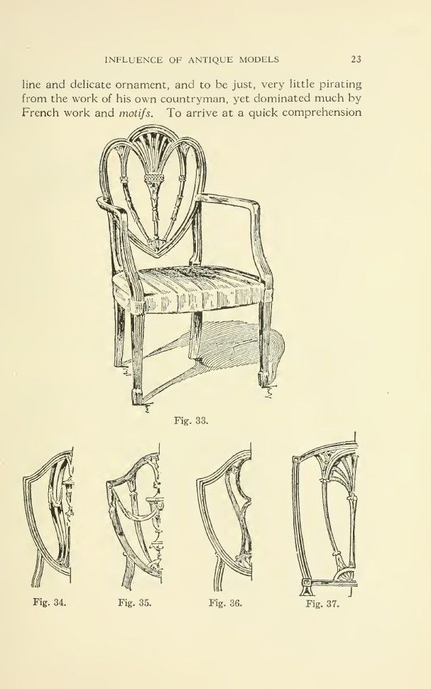 Furniture for the craftsmen, new york, 1914
