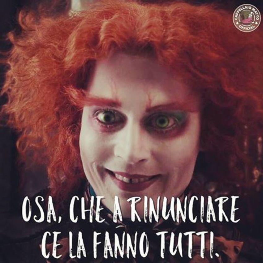 Frasi Sul Sorriso Johnny Depp.Bellissime Citazioni E Frasi Da Condividere Gratis 7 Alice And Wonderland Quotes Happy Quotes Smile Wonderland Quotes