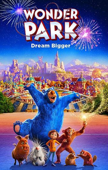 Ver»HD. Wonder Park [2019] Película Completa Gratis